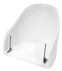 S011P - Hi Tech Bolster Seat - Shell only