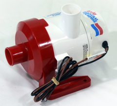 PUMP05 - 3800 GPH for Tuna Tubes