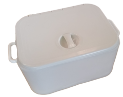 LBT01S - 15Litre Live Bait Tank with L01 Small Hatch